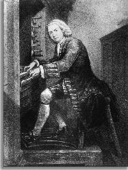 Part of Bach and Sons event