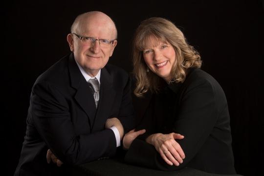 Dr. Jeannine and David Jordan