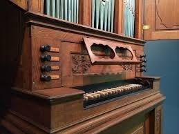 teschemacher organ keydesk