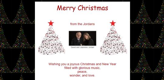 IContact Christmas greeting 2018