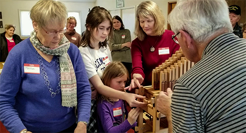 Orgelkids day - multigenerational at the organ